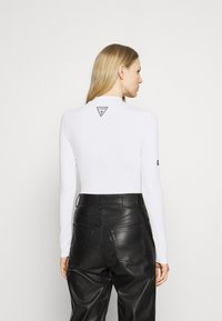 Guess - EVA - Long sleeved top - true white - 2