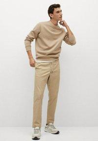 Mango - Sweater - mittelbraun - 1