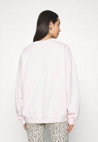 Missguided - WASHED - Sweatshirt - light pink - 2