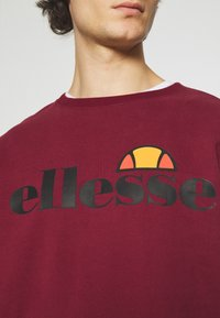 Ellesse - SUCCISO - Sweatshirt - burgundy - 5
