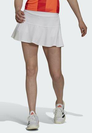 TK PB HR - Sports skirt - white