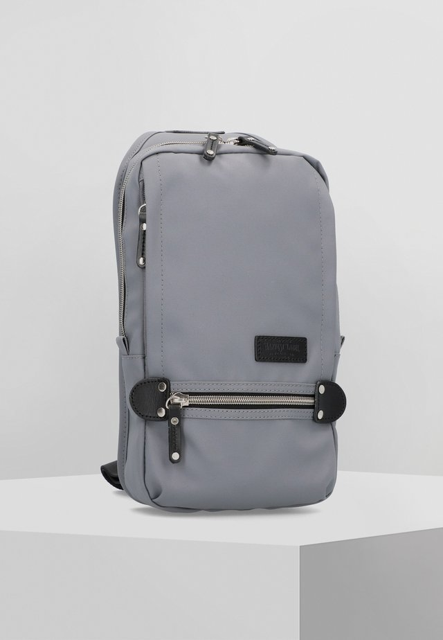KURO 19 CM - Across body bag - grey