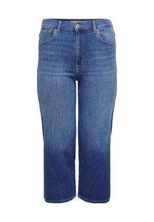 CARADISON  - Jeans a sigaretta - medium blue denim
