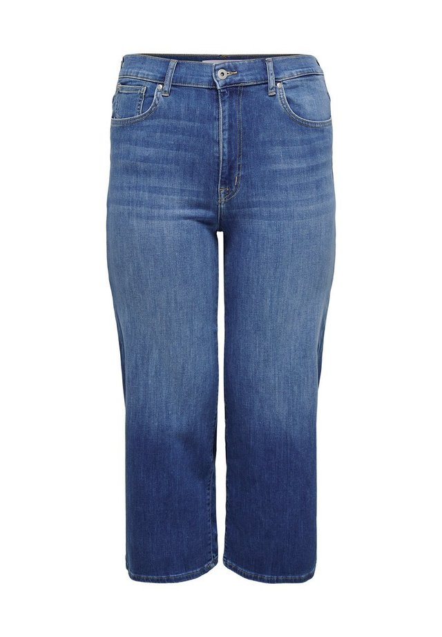 CARADISON  - Jeans a sigaretta - medium blue denim