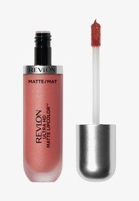 Revlon - ULTRA HD MATTE LIPCOLOR - Liquid lipstick - N°640 embrace - 0
