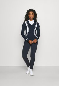 J.LINDEBERG - MARIA  - Trousers - navy - 1