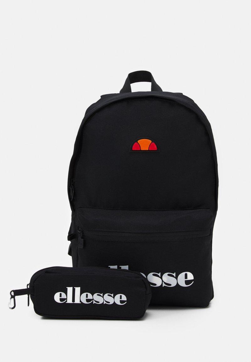 Ellesse - VALLI SET UNISEX - Rucksack - black