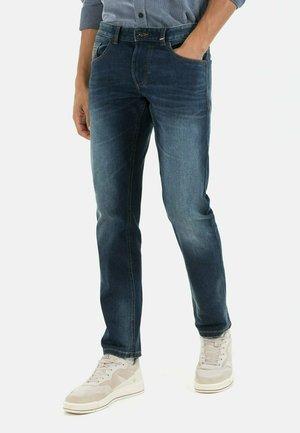 Slim fit jeans - dark indigo