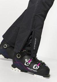 Icepeak - FIDELITY - Ski- & snowboardbukser - black - 4