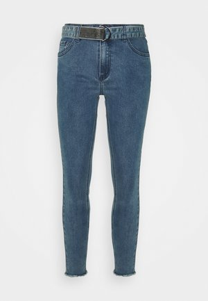 BROOKLYN GLAM DENIM PANTS - Jeans Skinny Fit - new denim