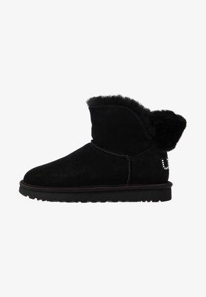 CLASSIC BLING MINI - Winter boots - black