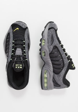 AIR MAX TAILWIND IV SE - Trainers - gunsmoke/barely volt/black/opti yellow