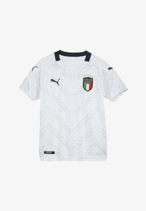 ITALIEN FIGC AWAY JERSEY - Nationalmannschaft - white/peacoat