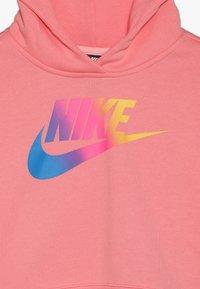 Nike Sportswear - CROP - Hoodie - pink gaze/white - 3