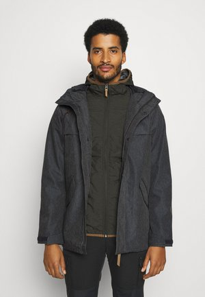 AHAUS 2-IN-1 - Winterjas - lead-grey