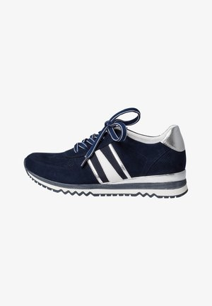 LACE UP - Trainers - navy comb