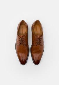 Melvin & Hamilton - ALEX - Smart lace-ups - wood - 3