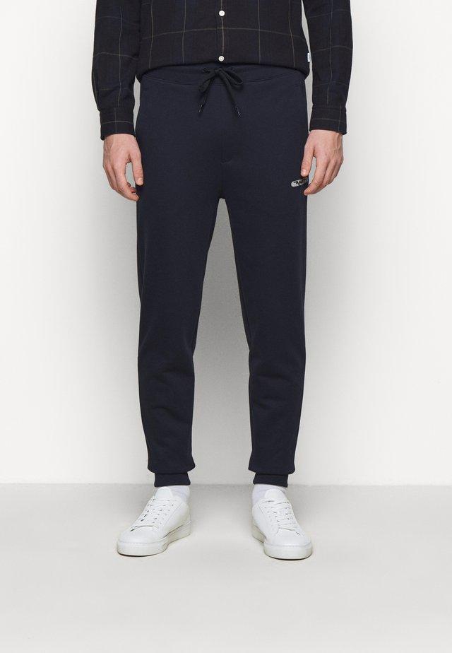 DIBEX  - Pantalones deportivos - dark blue