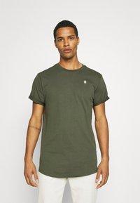 G-Star - LASH 2 PACK - T-shirt basique - wild rovic - 2