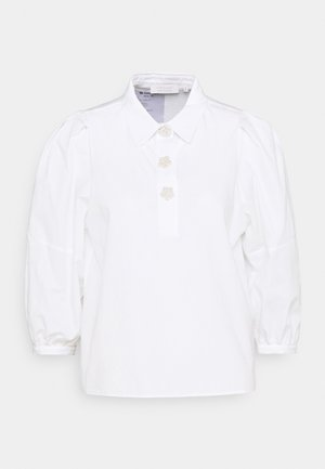 BLOUSE - Topper langermet - white