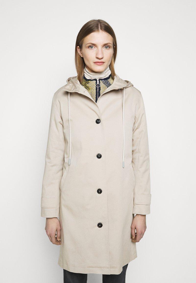 CLOSED - LALO - Klasický kabát - resin