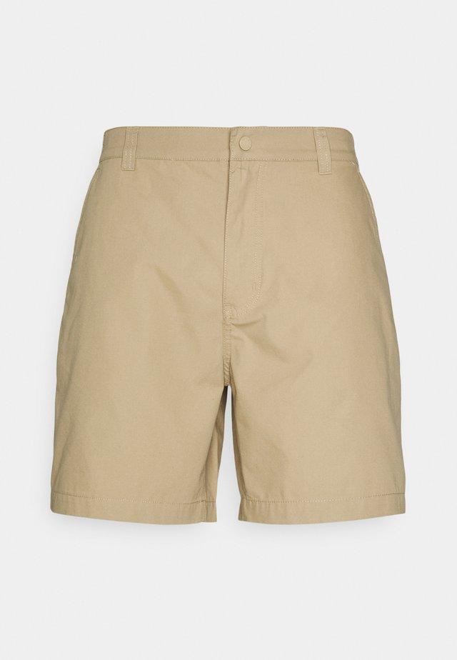 REDWALD RUGBY SHORT - Shorts - light sand