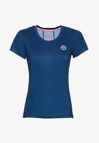 BIDI BADU - Basic T-shirt - dark blue - 0