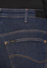 Lee Plus - SUPER HIGH SCARLETT - Jeans Skinny Fit - dark pamela - 4