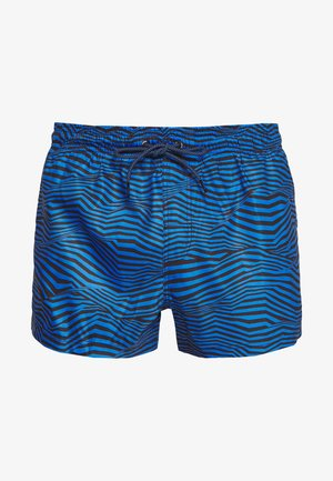 SWIM MEN LENGTH - Swimming shorts - blue