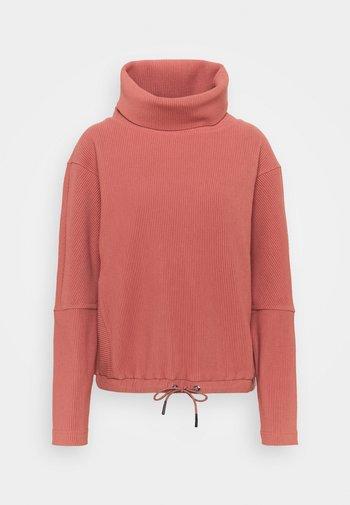 CHARLES - Sweatshirt - withered rose