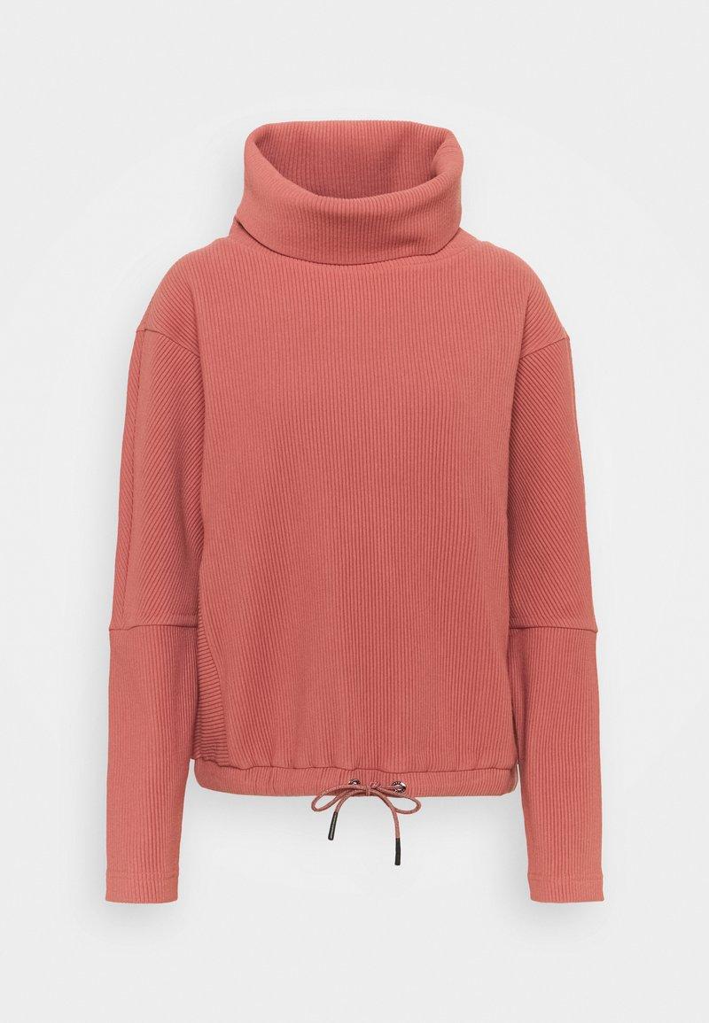 Varley - CHARLES - Sweatshirt - withered rose
