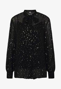 KARL LAGERFELD - Button-down blouse - black - 5