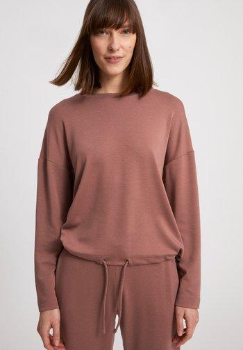 MAAILAA - Sweatshirt - dusty rose