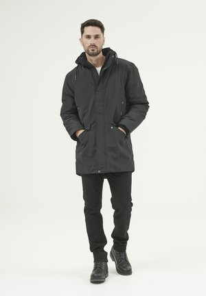 MARVIN - Winter coat -  black