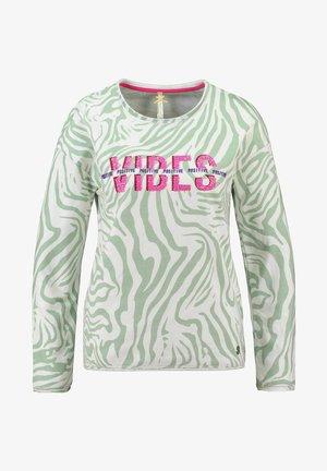 WSW GROOVE - Sweatshirt - grün
