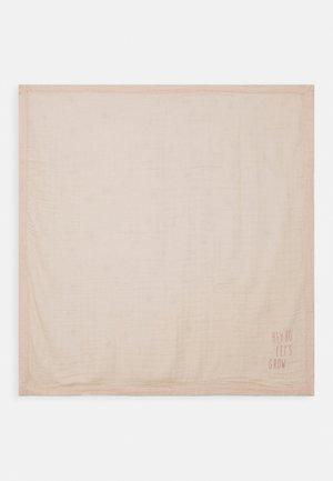 HEAVENLY SOFT BLANKET GARDEN EXPLORER GIRLS - Muslin blanket - rose