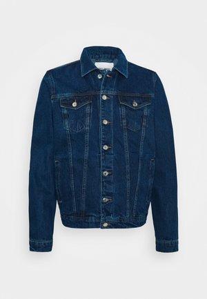 ROLF - Kurtka jeansowa - blue