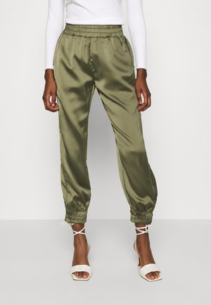 EUPHEMIA - Trainingsbroek - greek olive