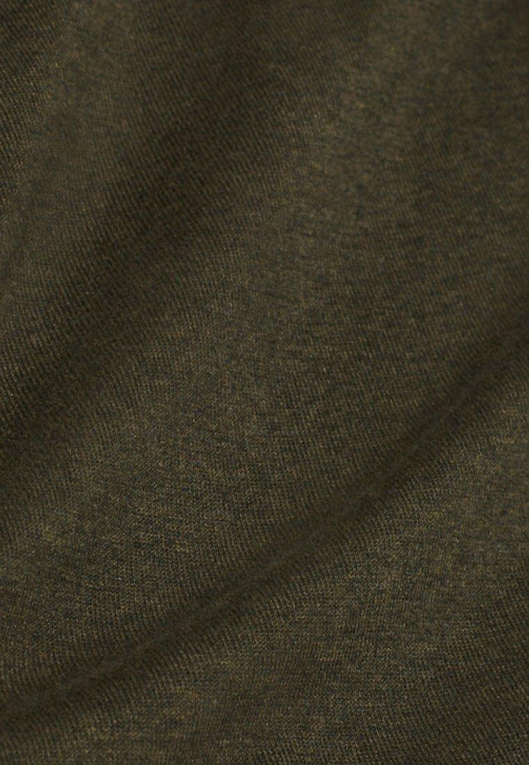 edc by Esprit BASIC - Strickpullover - khaki green/khaki fDioRx