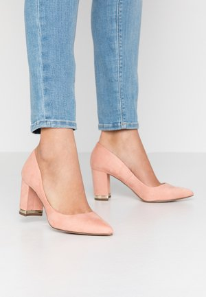 NELLY - Classic heels - light pink