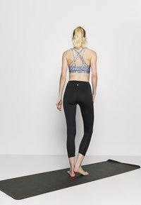 Cotton On Body - LOVE YOU A LATTE 7/8 - Leggings - black - 2