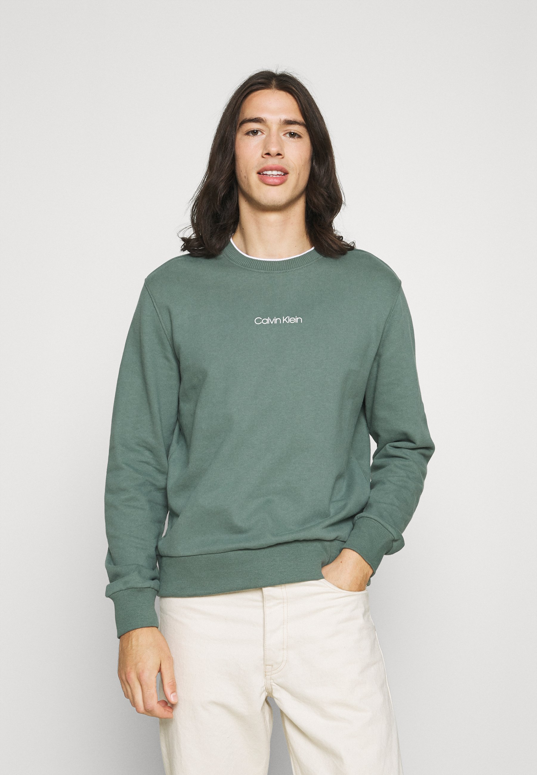 Men CENTER LOGO - Sweatshirt