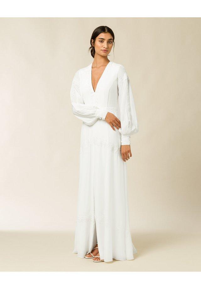 Robe longue - snow white