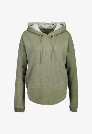 Sweatshirt - vinegard green