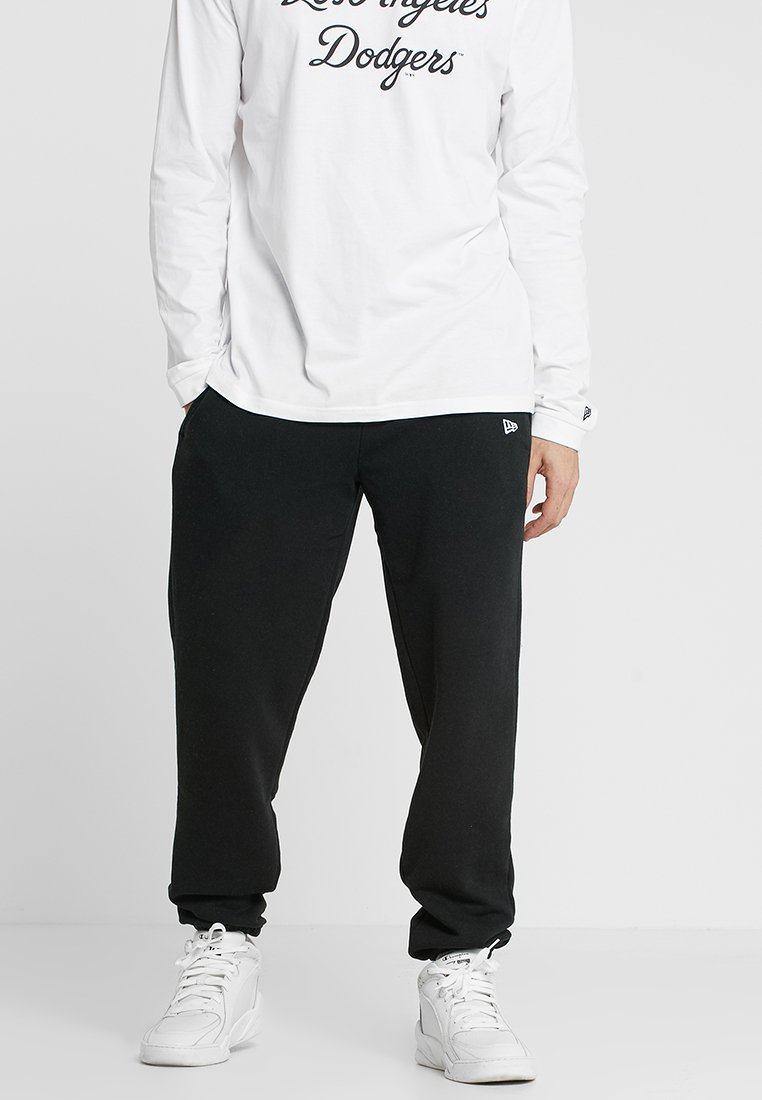 New Era - CORE - Tracksuit bottoms - black
