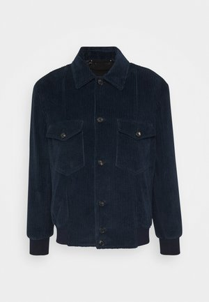 GENTS CASUAL JACKET - Summer jacket - dark blue
