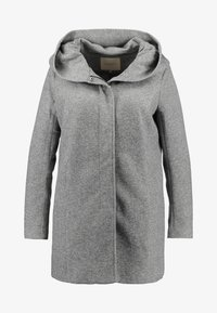 ONLY Carmakoma - CARSEDONA  - Manteau court - light grey melange - 5
