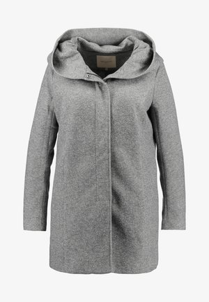 CARSEDONA  - Short coat - light grey melange