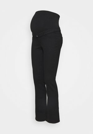 OVERBUMP ELLIS BOOTCUT - Bootcut jeans - black