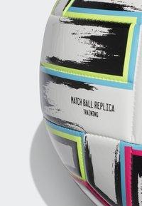 adidas Performance - UNIFO TRAINING EURO CUP - Bollar - white - 3